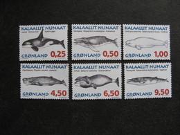 Groenland:  TB Série N° 266 Au N° 271. Neuve XX. GM. - Groenland