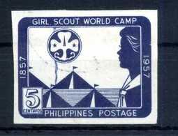 1957 FILIPPINE SET USATO - Filippine