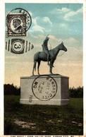 ETATS UNIS KANSAS CITY THE SCOUT PENN VALLEY PARK - Kansas City – Missouri