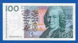 Suède  100kronor - Suède