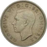 Monnaie, Grande-Bretagne, George VI, Shilling, 1951, TTB, Copper-nickel, KM:864 - 1902-1971 : Monnaies Post-Victoriennes