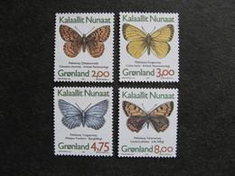 Groenland:  TB Série N° 278 Au N° 281. Neuve XX. GM. - Groenland
