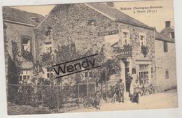 Strée (maison Chavagne-Beuvens - Café/vélos) - Modave