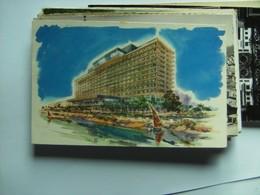 Egypte Egypt Cairo Hilton Hotel - Caïro
