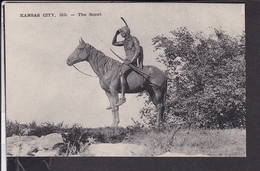Indianer , The Scout , Kansas City , Missouri - Indianer