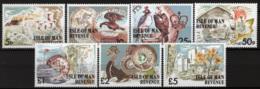 Man Fiscali Revenue III Serie **/MNH VF - Isola Di Man