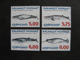 Groenland:  TB Série N° 284 Au N° 287. Neuve XX. GM. - Groenland