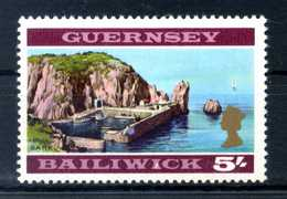 1969-70 GUERNSEY N.16 MNH - Guernesey