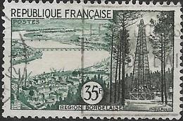 FRANCE 1955 Views - 35f. Bordeaux FU - France