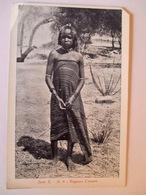 Erythrée (colonie Italienne 1885 - 1941) Jeune Fille Kunnama - Erythrée