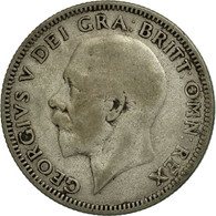 Monnaie, Grande-Bretagne, George V, Shilling, 1928, TB+, Argent, KM:833 - 1902-1971 : Monnaies Post-Victoriennes