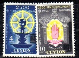 T446 - CEYLON SRI LANKA 1958 , Yvert N. 337  ***  MNH - Sri Lanka (Ceylon) (1948-...)