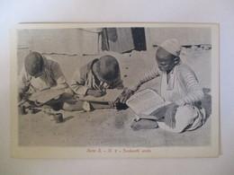Erythrée (colonie Italienne 1885 - 1941) école Coranique - Erythrée
