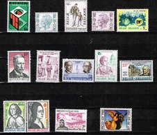 Lot Belg Selectie 1975 Postfris** - Ongebruikt