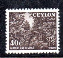 T450 - CEYLON SRI LANKA 1954 , Yvert N. 297  ***  MNH - Sri Lanka (Ceylon) (1948-...)