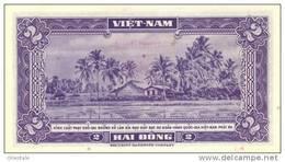 VIETNAM SOUTH P. 12a 2 D 1955 UNC - Vietnam