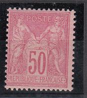 France Yv. 104 ** - 1898-1900 Sage (Type III)