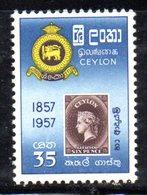 T454 - CEYLON SRI LANKA 1957 , Yvert N. 311  ***  MNH - Sri Lanka (Ceylon) (1948-...)