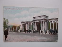 O.P.C. / HYDE PARK CORNER / LONDON  1907 - Autres