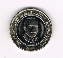 &  JAMAICA  20 DOLLARS  2008 - Jamaique