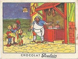 Chocolat Poulain La Légende De Saint Nicolas - Poulain