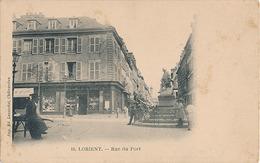 LORIENT - N° 10 - RUE DU PORT - Lorient