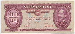 Hungary P 171 G - 100 Forint 30.10.1984 - VF - Ungheria