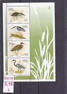 Venda  -  Serie Completa  Nueva**  (Fauna Animales - Wildlife Animals)  -  10/9332 - Venda