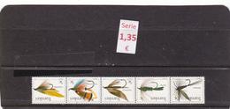 Transkei  -  Serie Completa  Nueva**  (Fauna Animales - Wildlife Animals)  -  10/9334 - Transkei