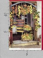 CARTOLINA NV ITALIA - Spaccio D'agrumi - 9 X 14 - RIPRODUZIONE - Agricoltura