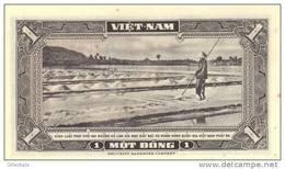 VIETNAM SOUTH P. 11a 1 D 1955 UNC - Vietnam