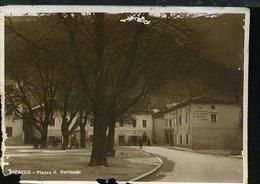 WC956 VIPACCO -  PIAZZA G. GARIBALDI ( SULLA CASA LA SCRITTA ( IL FASCISMO E' UN ESERCITO IN CAMMINO )) - Slovenia