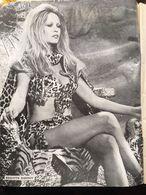 Paris Flirt Vous Et Moi Brigitte Bardot San Antonio Frederic Dard 9 Janvier 1971 - Journaux - Quotidiens