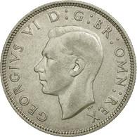 Monnaie, Grande-Bretagne, George VI, Florin, Two Shillings, 1939, TTB, Argent - 1902-1971 : Monnaies Post-Victoriennes