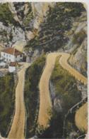 AK 0062  Strada Di Lavarone Um 1910-20 - Trento
