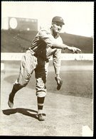 WC961 WALTER PERRY JOHNSON ( THE BIG TRAIN) ,  PITCHER  ,, ACTIVE 1907-1927 ( REPRO) - Baseball