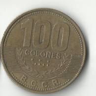Costa Rica 100 Colones, 2007 - Croatie