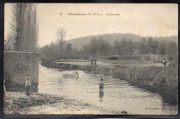 CHEVREUSE 78 - Abreuvoir - Chevreuse
