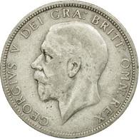 Monnaie, Grande-Bretagne, George V, Florin, Two Shillings, 1928, TTB, Argent - 1902-1971 : Monnaies Post-Victoriennes