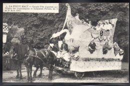 LA FERTE MACE 61 - Fête Union Des Commerçants Et Industriels Fertois Aout 1913 - Le Char Des Enfants - Otros Municipios