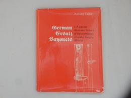 German Ersatz Bayonets  - Anthony Carter - Weltkrieg 1914-18