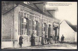 LEPINE PUITS BERAULT 62 - Le Café Tabac Quenehen Delobel - Cliché Thomas - Andere Gemeenten