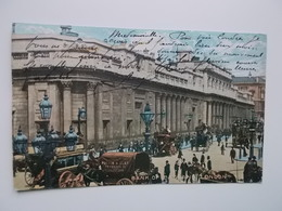 O.P.C. /  LONDON  /  BANK OF ENGLAND 1905  Animation - Autres