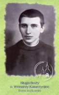 Santino SLUGA BOZY O. WENANTY KATARZYNIEC Franciszkanin (Testi In Polacco) - PERFETTO P82 - Religione & Esoterismo