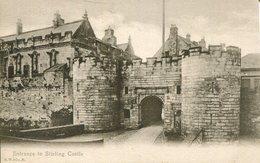 005643  Entrance To Stirling Castle - Stirlingshire