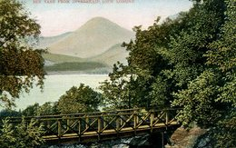005645  Ben Vane From Inversnaid, Loch Lomond - Stirlingshire