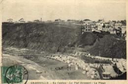 Granville - Au Casino - Le Plat Gousset - La Plage - C 1219 - Granville