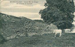 005648  Braine L'Alleud - Ancien Mur Du Verger De La Ferme Du Goumont  1909 - Braine-l'Alleud