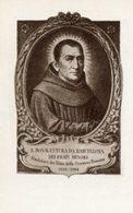 Santino BEATO BONAVENTURA DA BARCELLONA DEI FRATI MINORI - PERFETTO P82 - Religione & Esoterismo