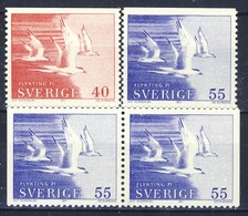 +G2041. Sweden 1971. Refugees. Michel 704-05. MNH(**) - Suecia
